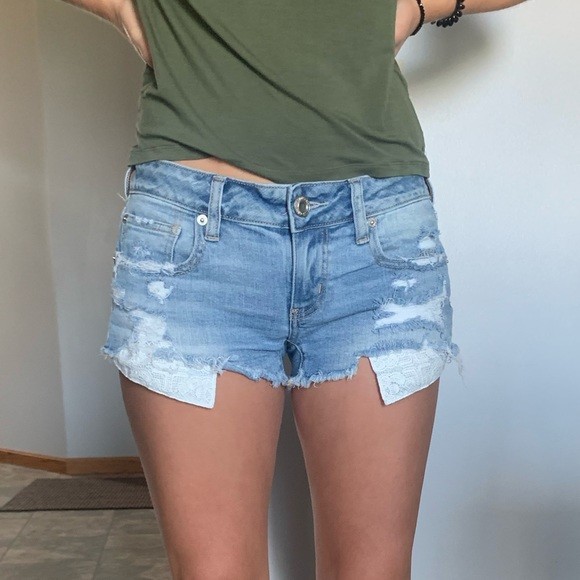 American Eagle Outfitters Pants - Jean shorts